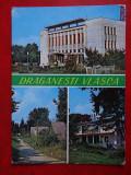 aug15 - Vedere/ Carte postala -  Draganesti Vlasca