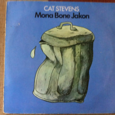 Cat stevens Mona Bone Jakon muzica folk rock disc vinyl lp 1970 made in germany - Muzica Rock ariola, VINIL