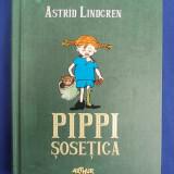 ASTRID LINDGREN - PIPPI SOSETICA * ILUSTRATII INGRID VANG NYMAN - 2014