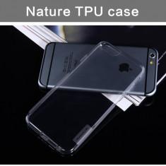 Husa iPhone 6 6S Nature TPU Nature by Nillkin Fumurie - Husa Telefon Apple, Transparent, Gel TPU, Fara snur, Carcasa