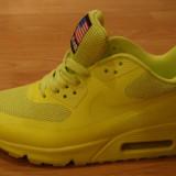 Adidasi Nike Air Max 5.5 verde lime - Adidasi dama Nike, Marime: 36