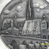 Scrumiera diametrul 14, 5 cm