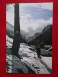Aug15 - Vedere/ Carte postala -  Fagaras - Balea Cascada, Circulata, Printata