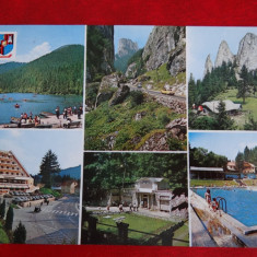 Aug15 - Vedere/ Carte postala - Jud Harghita - Carte Postala Banat dupa 1918, Circulata, Printata