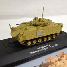 2815.Macheta tanc MCV-80 Warrior - Iraq - 2003 scara 1:72
