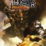 Monster Hunter Freedom—PSP, Actiune
