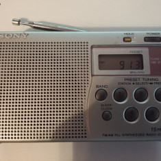 Radio portabil sony digital sony ICF-M260 - Aparat radio
