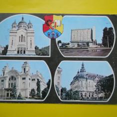 HOPCT 15141 CLUJ NAPOCA -JUD CLUJ [CIRCULATA] - Carte Postala Transilvania dupa 1918, Printata