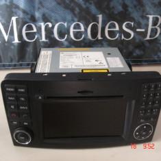 Mercedes M Class ML W164, 2010-2013, Navigatie - A1649002301 - Navigatie auto, Mercedes-benz, M-CLASS (W164) - [2005 - 2011]
