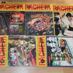 RACHETA CUTEZATORILOR - NR 2, 5 / 1970, NR 1 / 1973