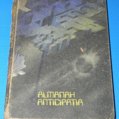 ALMANAH ANTICIPATIA 1989 (02362 B - Carte SF