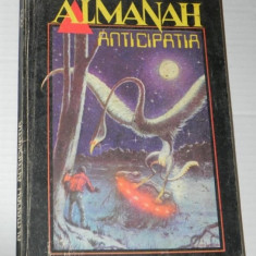 ALMANAH ANTICIPATIA 1994 (02366 B - Carte SF