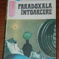 PARADOXALA INTOARCERE - CONSTANTIN CUBLESAN - science fiction - Carte SF