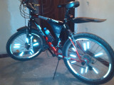 Bicicleta mtb DHS, 24, 7, 26