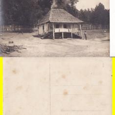 Vladimiri (Gorj )-Casa T. Vladimirescu- rara