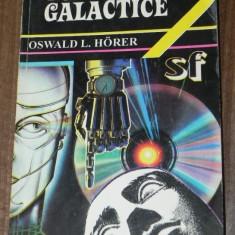 OSWALD L HORER TRANSHUMANTE GALACTICE . SF - Carte SF