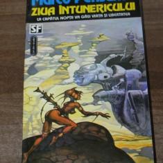 MARCO PENSANTE - ZIUA INTUNERICULUI SCIENCE FICTION colectia nautilus nemira 35 - Carte SF