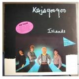 Kajagoogoo - Islands (1984, EMI) Disc vinil album original, tracklist