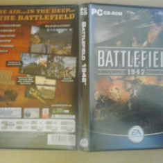 Joc PC - Battlefield 1942 ( GameLand ) - Jocuri PC Electronic Arts, Shooting, 18+, Single player