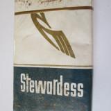 PACHET NOU TIGARI COLECTIE STEWARDESS DIN ANII 80