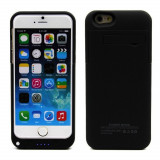 "Baterie externa acumulator 3200 mah POWER BANK BLACK Iphone 6 4, 7"" + folie"