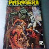 PASAGERII - ROBERT SILVERBERG. colectia Nautilus science fiction - Carte SF