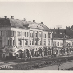 ARAD-BUL.REGINA MARIA - Carte Postala Crisana dupa 1918, Necirculata, Fotografie