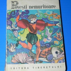 POVESTI NEMURITOARE VOL 24. povesti din balcani, povesti rusesti, basme japoneze, georgiene, din pamir - Carte de povesti