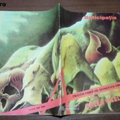 REVISTA CPSF ANTICIPATIA COLECTIA DE POVESTIRI STIINTIFICO-FANTASTICE NR 536 - STANLEY G WEINBAUM - VALEA VISELOR - Carte SF