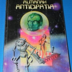 ALMANAH ANTICIPATIA 1996 (02368 B - Carte SF