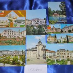 Lot  8 CP CRAIOVA (Carti postale vechi,Vederi Romania)