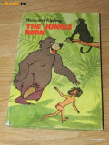 RUDYARD KIPLING THE JUNGLE BOOK  ENGLEZA CU NOTE SI GLOSAR IN ROMANA, Rudyard Kipling
