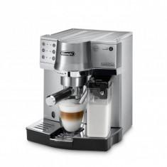 Espressor Semi-automat DeLonghi EC860 M - Dozeaza spuma lapte, cafea (Pret-46%) - Espressor Manual Delonghi, Cafea macinata, 15 bar, 1 l, 1450 W