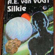 A E VAN VOGT - SILKIE. SCIENCE FICTION - Carte SF