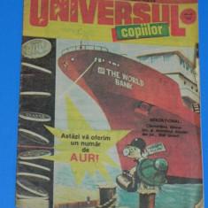 REVISTA UNIVERSUL COPIILOR 1990 / NR 43-44 (01007 - Reviste benzi desenate