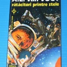 A E VAN VOGT - RATACITORI PRINTRE STELE. SCIENCE FICTION (5557 R) - Carte SF