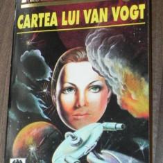 A E VAN VOGT - CARTEA LUI VAN VOGT. science fiction - Carte SF