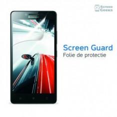 Folie Lenovo A6000 / A6010 Transparenta - Folie de protectie Lenovo, Lucioasa