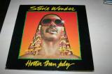 Stevie Wonder - Hotter Than July (1980, Motown) Disc vinil album original