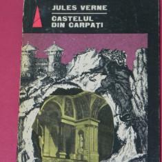 JULES VERNE - CASTELUL DIN CARPATI. SCIENCE FICTION - Carte SF