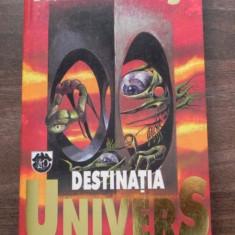 A E VAN VOGT - DESTINATIA UNIVERS SF - Carte SF