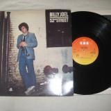 Billy Joel - 52nd Street (1978, CBS) Disc vinil album original, tracklist - Muzica Pop