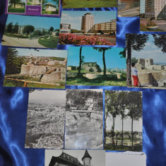 Lot 13 CP SUCEAVA, Moldova (Carti postale vechi, Vederi Romania), Circulata, Fotografie, Romania de la 1950