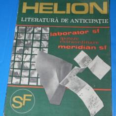 REVISTA HELION SF. LITERATURA DE ANTICIPATIE NR 5 . 1988. revista science fiction - Carte SF