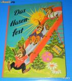 DAS HASEN-FEST. Carte pentru copii, text in limba germana, ilustrata superb (00837