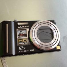 Aparat foto Panasonic TZ7 - Aparat Foto compact Panasonic, Compact, 12 Mpx, 12x, 2.8 inch