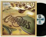 Cumpara ieftin Commodores - Natural High (1978, Motown) Disc vinil album original, tracklist