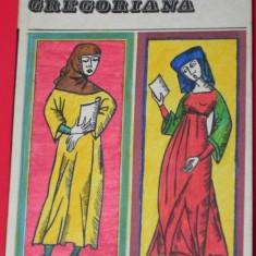 AMEDEE GASTOUE - ARTA GREGORIANA - Carte Arta muzicala