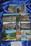 Lot 8 CP Campulung – Moldovenesc. (Carti postale vechi,Vederi Romania)