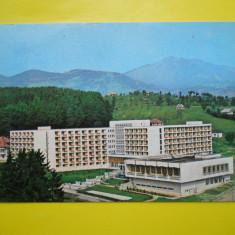 HOPCT 15210 SINGEORZ BAI - HOTELUL UGSR -JUD BISTRITA NASAUD [CIRCULATA] - Carte Postala Transilvania dupa 1918, Printata